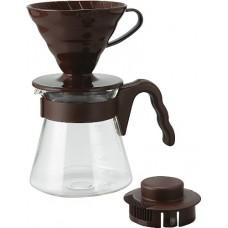 HARIO‧V60‧02樹脂手沖杯咖啡系列 (積分300 + $78換購)