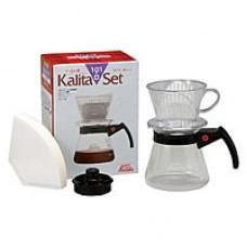 KALITA‧手沖濾杯咖啡壺系列 (積分300 + $118換購)